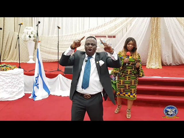 Rev K.O. Agyeman | May his power return back to the church