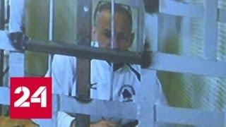 Экс-глава Серпуховского района Подмосковья за решеткой притворяется голодающим - Россия 24