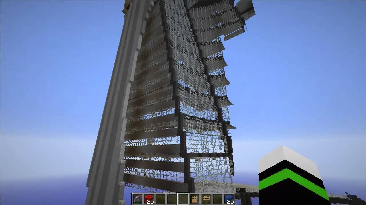 Stark Tower Minecraft   Download Link