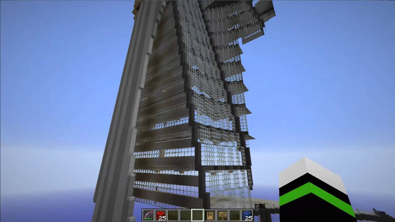 Stark Tower Minecraft Download Link YouTube