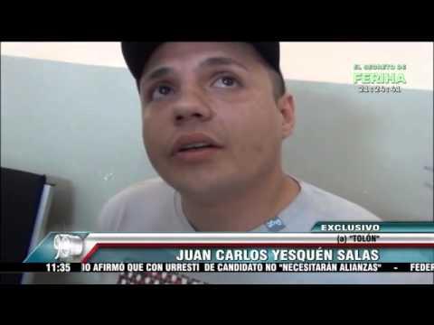 Callao: policía capturó a Tolón, rival de Gerald Oropeza