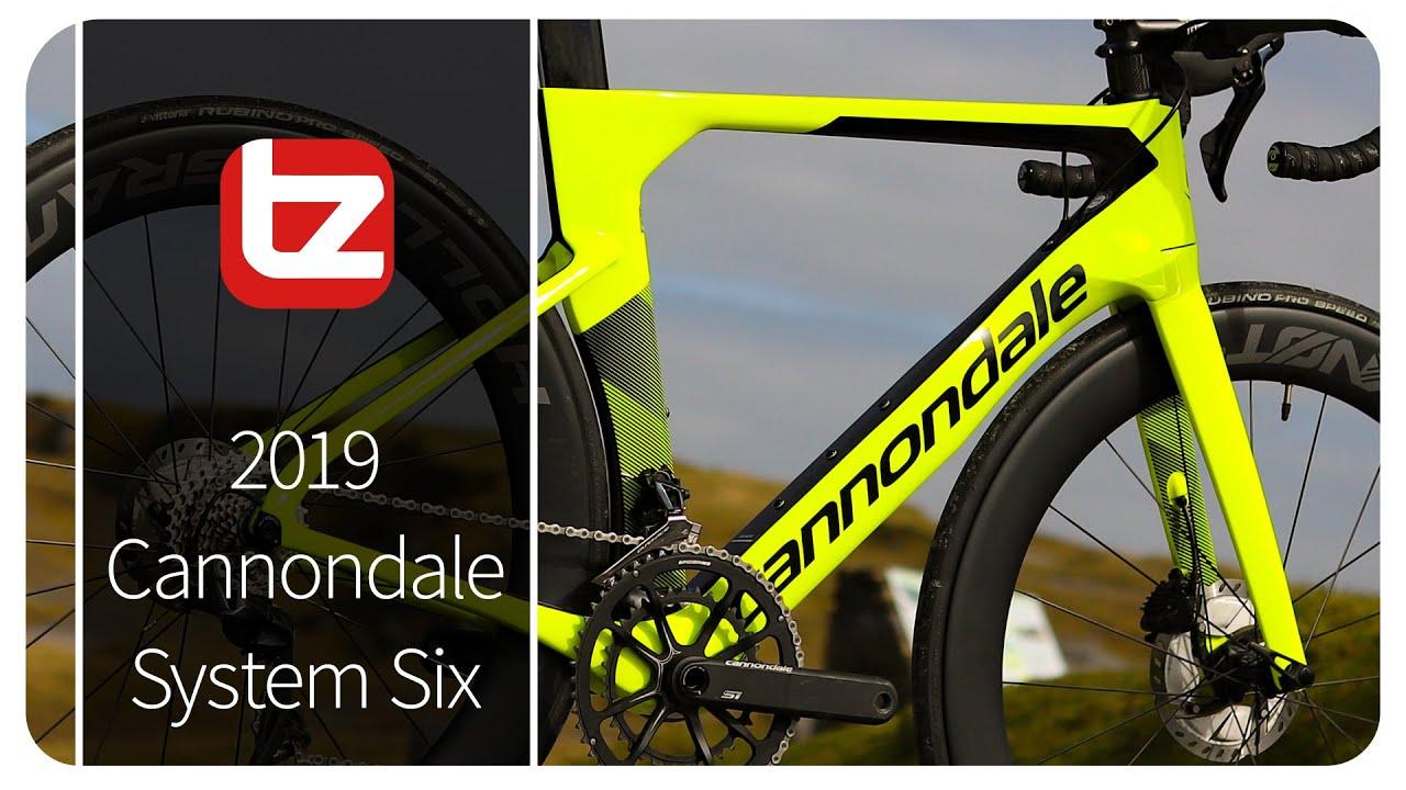 735b2e2380d Cannondale System Six HM Red eTap ASX 2019 | Tredz Bikes