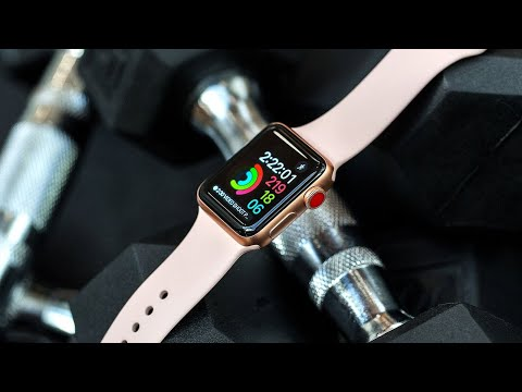 Apple Watch Series 3 with LTE review