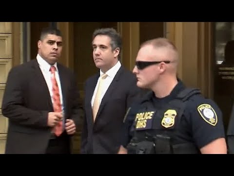 Plea Shows Trump 'In Essence' a Co-Conspirator With Cohen, Litman says