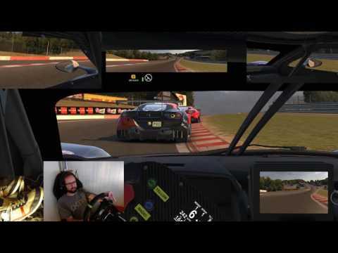 Première course en Ford GT GTE sur Spa !