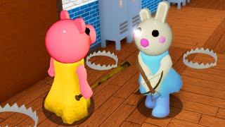 PIGGY vs BUNNY (Chapter 5)