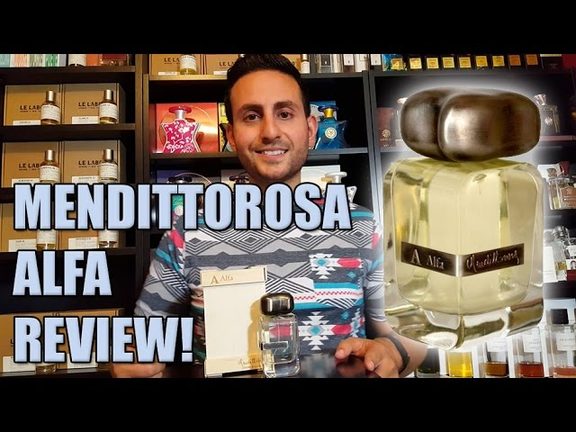 Alfa by Mendittorosa Fragrance / Cologne Review