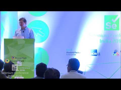 Selenium 3 Bug Bash Showcase at SeConf16 India Trailer