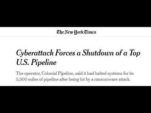NY Times Ecoterrorism Reporting