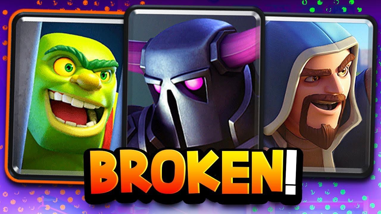 "Képtalálat a következőre: ""BROKEN: These 8 Cards Need BALANCING NOW! ft. Legendaray YT"""