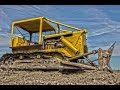 1955 Caterpillar D8 Dozer Cold Start and Controls Explained