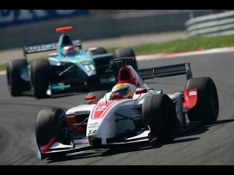 Great Comebacks - Lewis Hamilton, GP2 Istanbul '06