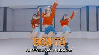 J Balvin Jowell Randy Bonita Ft Nicky Jam Wisin Yandel Ozuna Remix Donkee Choreography