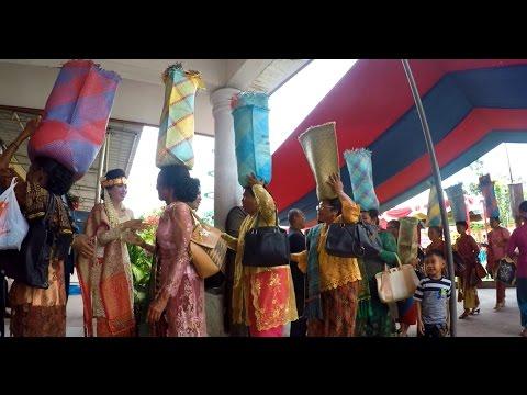 Horas Tulang! 😍 -  Uduran Hula Hula | Pernikahan Orang Batak