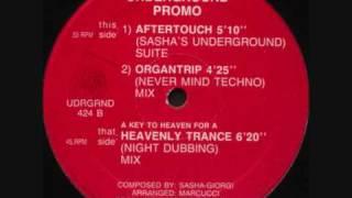 Sasha (2) - A Key To Heaven For A Heavenly Trance
