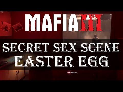 Mafia 3 Secret Sex Scene Easter Egg | Mafia 3 Funny Stuff