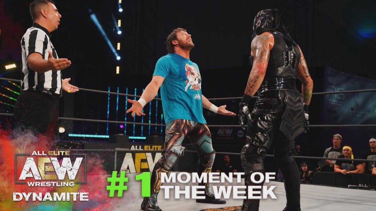Did Penta El Zero Miedo or Kenny Omega Move Into the Finals? | AEW Dynamite, 10/28/20