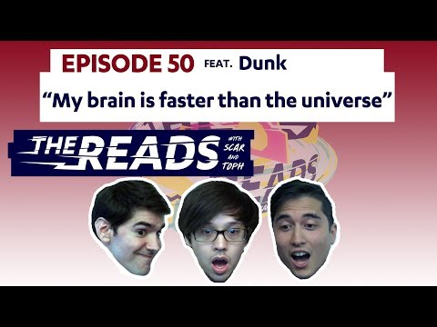 Pain & Suffering (Fixed Audio) || The Reads Episode 50 ft. Dunk