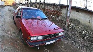 Nissan Langley N12 / Michel Goma 1986 года - найден редкий автомобиль