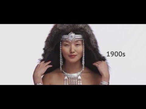 100 лет якутской красоты