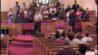 He Touched me - Mount Carmel Baptist Church Choir Fort Payne Alabama