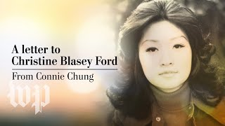 Connie Chung: I, too, was sexually assaulted