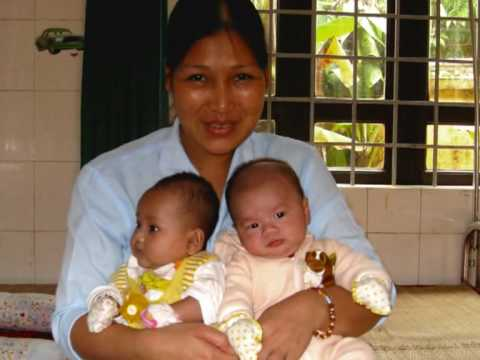 Das Hope Waisenhaus in Hanoi / Vietnam
