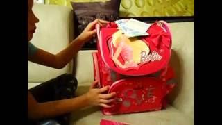 Рюкзак Barbie обзор от Алисы