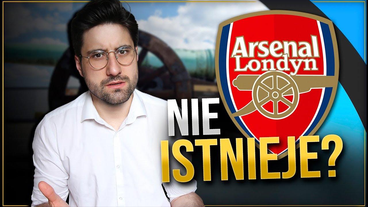 Czy wiesz, że Arsenal Londyn... NIE ISTNIEJE?