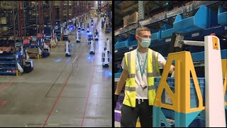 Boots UK – High volume efficiency warehouse automation that scales to meet demand