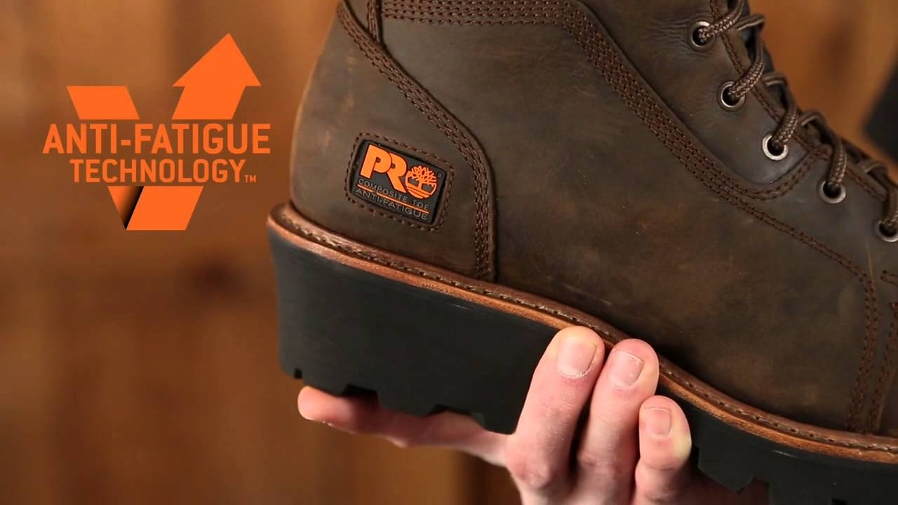 d1ab55d65f7 Timberland PRO Men's Rip Saw Comp Toe WP Ins Logger Work Boot - TB089656214