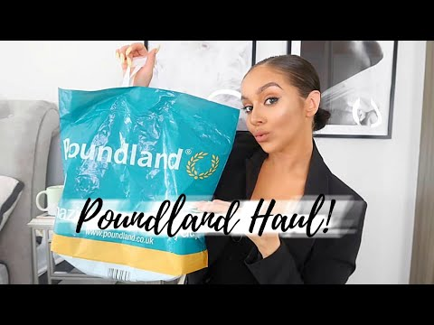 POUNDLAND HAUL JULY 2019 // NEW IN POUNDLAND