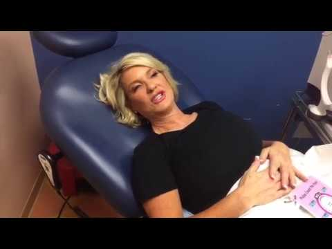 Watch an Actual Patient Viveve Female Rejuvenation Treatment!