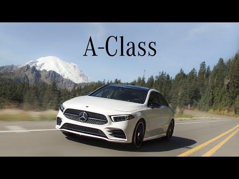 2019 Mercedes A Class Sedan A220 Review - You Better Love Technology