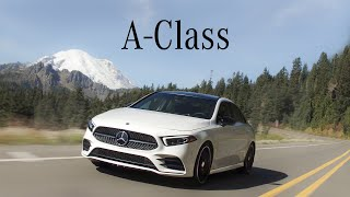 2019 Mercedes A Class Sedan A220 Review - You Better Love Technology