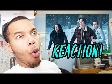 "Riverdale Season 1 Episode 13 ""The Sweet Hereafter"" REACTION!"
