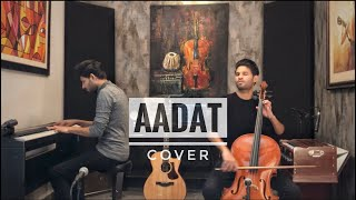 Aadat (Cover) | Atif Aslam | Leo Twins