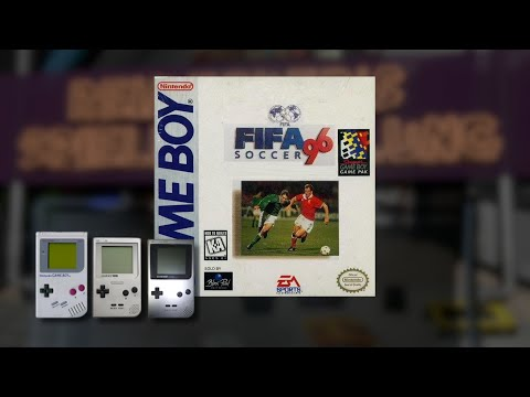 Gameplay : FIFA Soccer 96 [Gameboy]