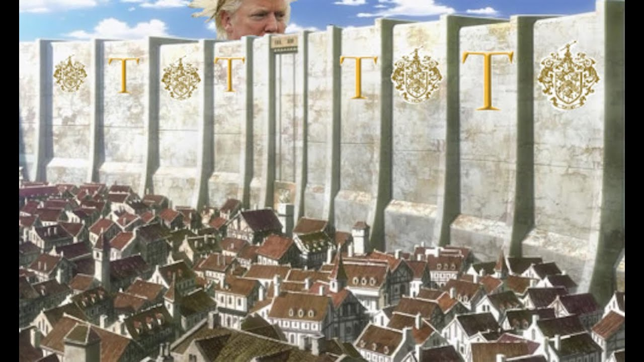 Image result for trump's mexico wall