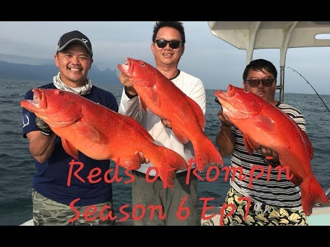 Reds of Rompin S6Ep7 ONZZ Fishing Adventures