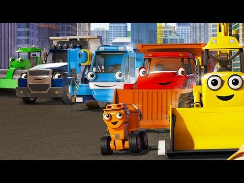 Bob the Builder | Best of Bob the Builder & The Machines! NEW SEASON 20 Marathon ⭐ Cartoons for Kids