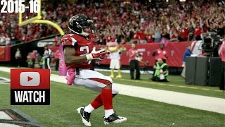 devonta freeman full highlights 2015 10 04 vs texans 3 td 68 yards