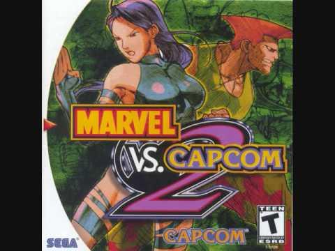 Marvel Vs. Capcom 2 - I Wanna Take You for a Ride (Looped)