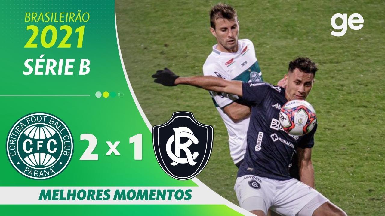 Download CORITIBA 2 X 1 REMO | MELHORES MOMENTOS | 9ª RODADA BRASILEIRÃO SÉRIE B 2021 | ge.globo