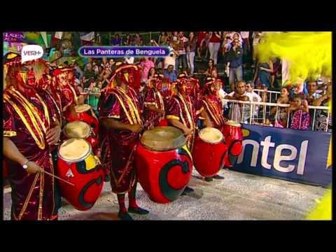 Desfile de Llamadas – Las Panteras de Benguela