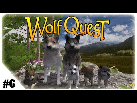 #6 Wolf Quest - Katastrofa  [CZ]