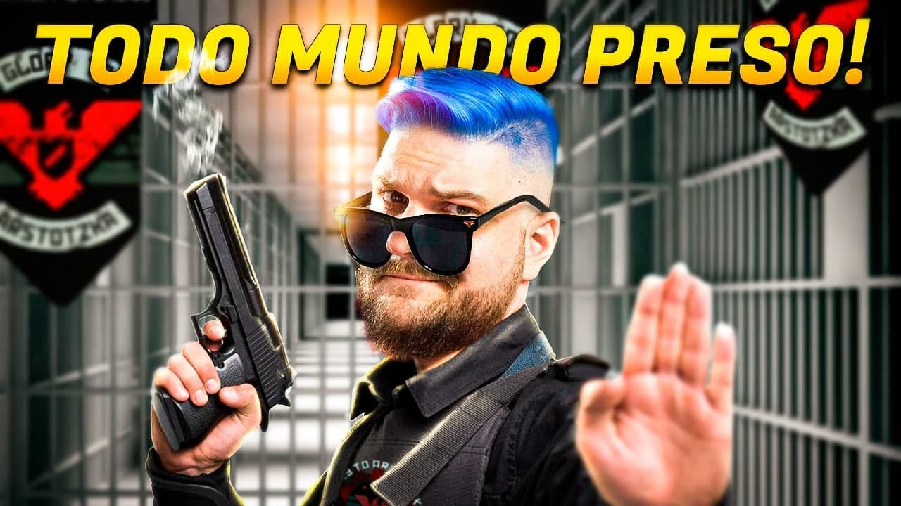 PRENDENDO TODO MUNDO | Papers Please #3
