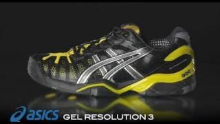 Asics Gel Resolution 3 Mens Shoe Review