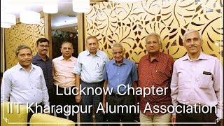 Lucknow Chapter Of IIT Kharagpur Alumni Association   luckyynow