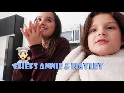Chefs Annie & Hayley 🍳 (WK 363.4)   Bratayley